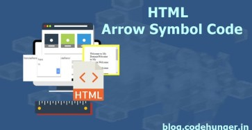 HTML Arrow Code Table