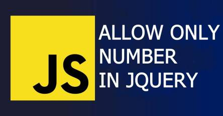 jquery-allow-only-number