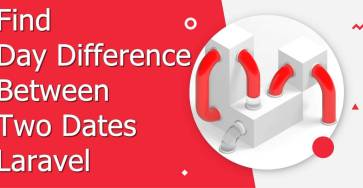 difference two dates in laravel