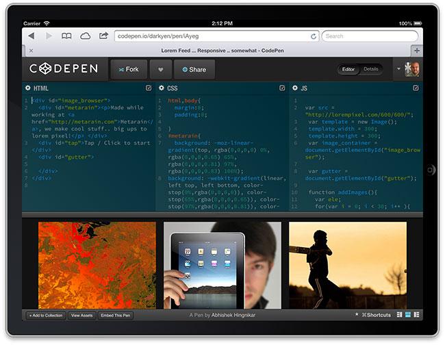 tablet-normal-editor
