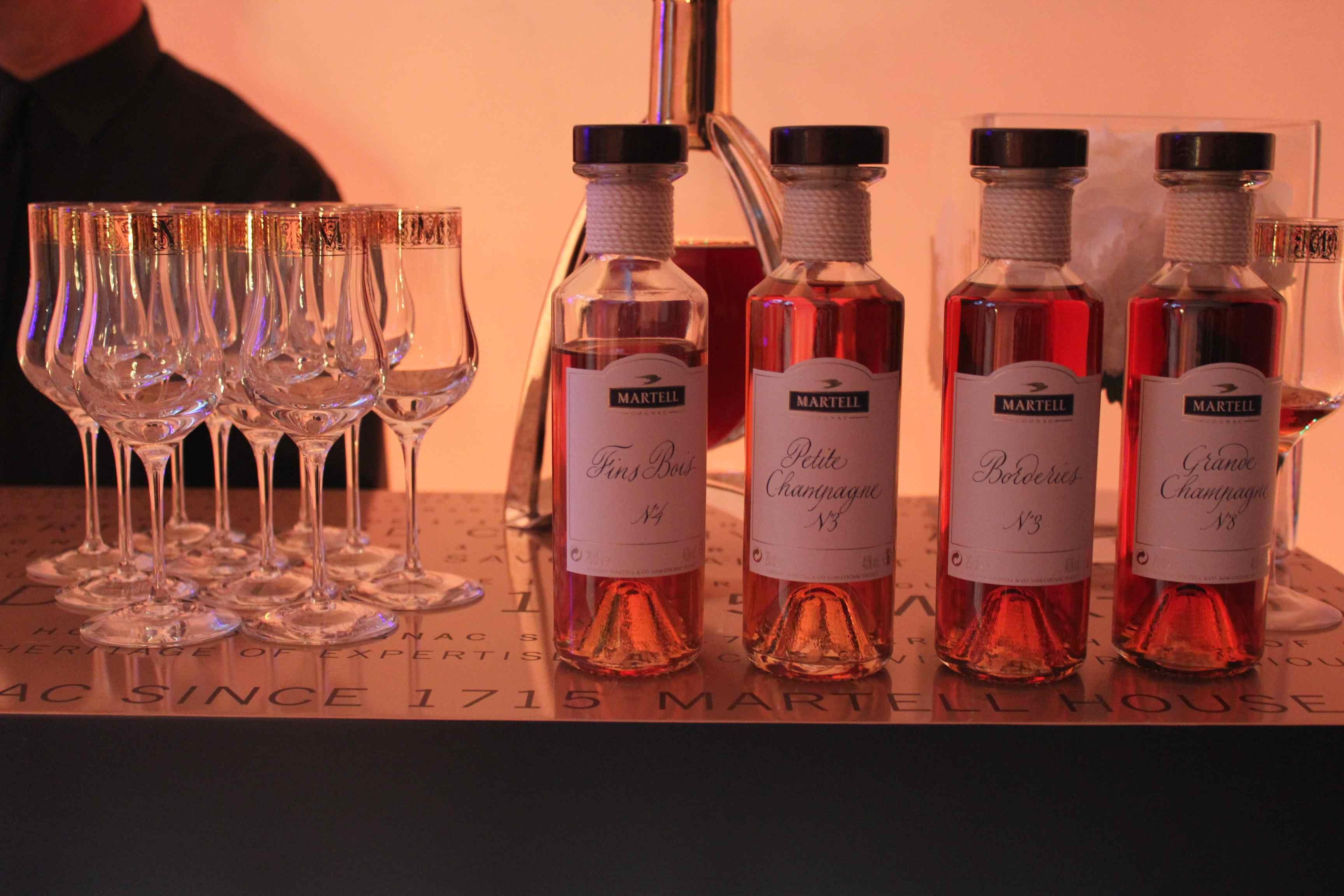 4 exclusive blends for blending