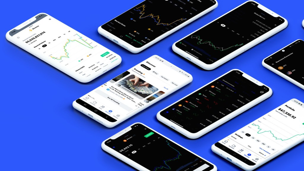 CoinMarketCap Crypto Mobile App