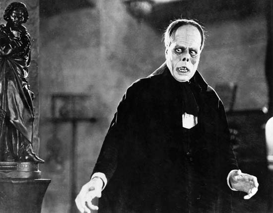 Image result for phantom of the opera chaney