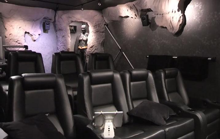 batcave A Real Life Batcave in a Basement