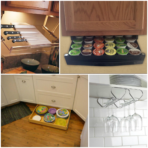 Roundup 9 DIY Bathroom Organization And Storage Ideas