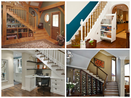 Stairs 16 Genius Storage Ideas You Probably Havent Thought Of