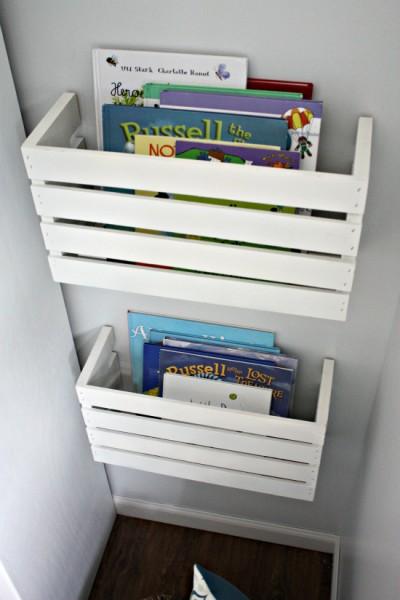 book e1395671109384 5 Super Smart DIY Storage Solutions