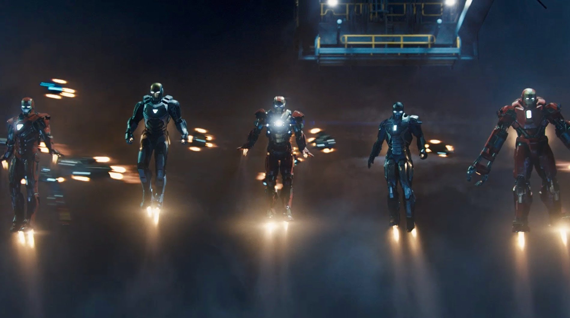 Iron Man 3 Tony Stark And His Astonishing Home Coldwell