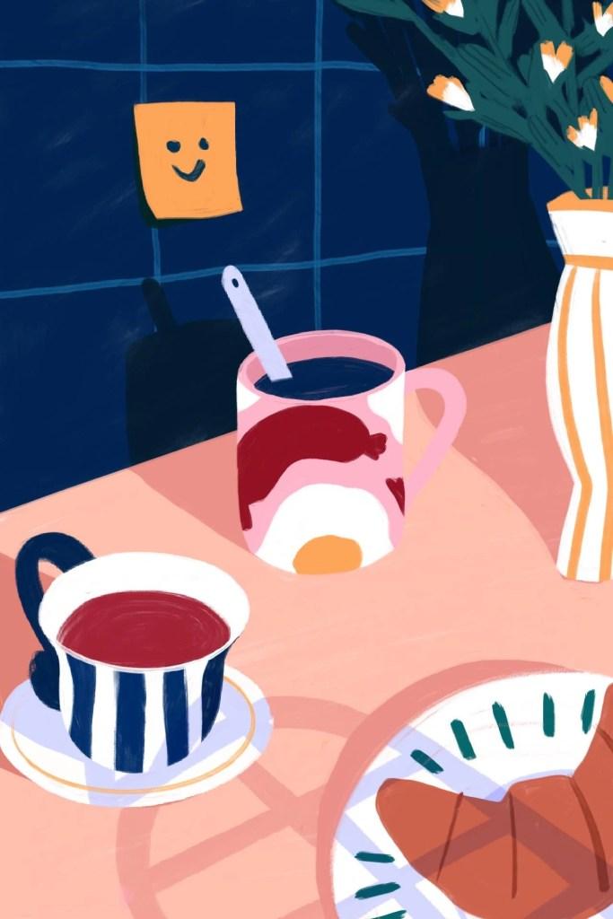 Illustration Colette Club