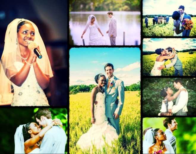 wedding collage 1of3