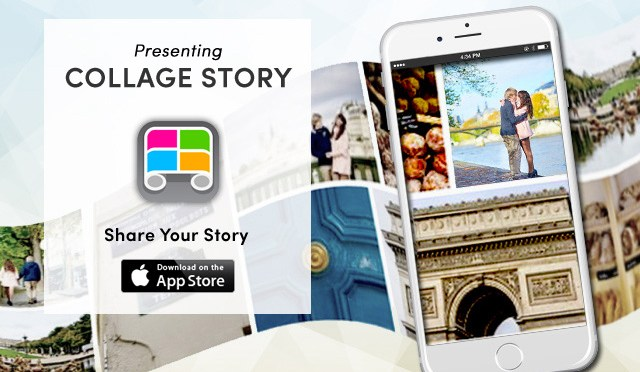 Tell Your Collage Story With Our Brand New App