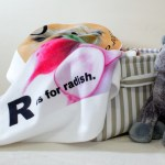 DIY Project Profile: More Adorable Blankets for More Literate Babies