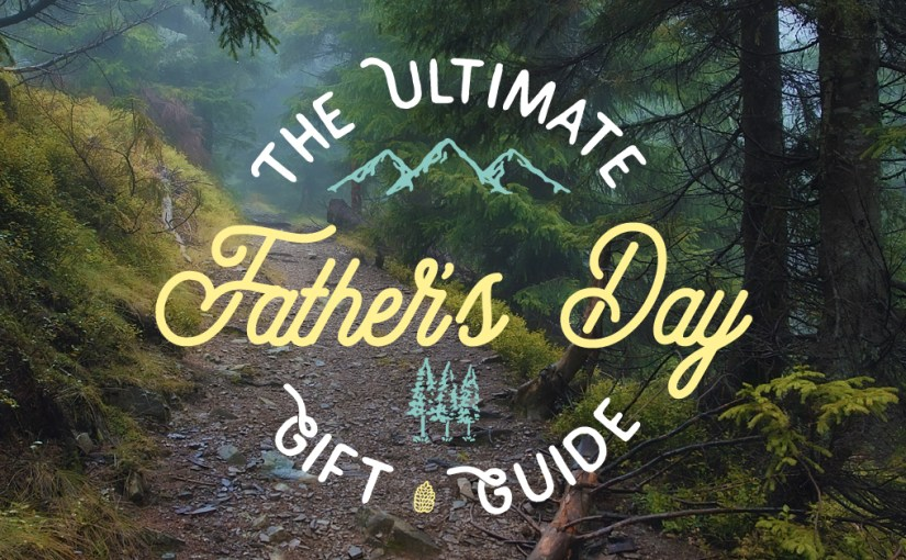 Wow your dad with personal, perfect gifts this Father's Day