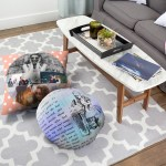 New: Floor Pillows from Collage.com