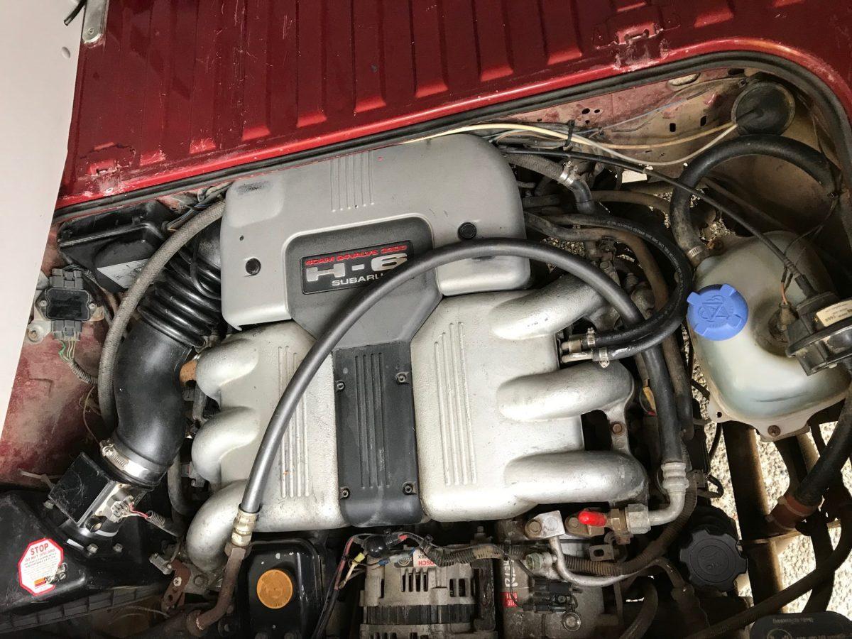 Subaru H-6 SVX 3.3L