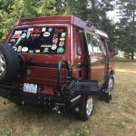 For Sale 1989 VW Westfalia Camper Syncro | Colleen Easley