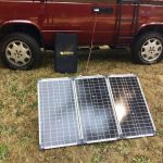 OverlandSolar 90 watt solar