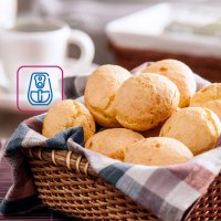 23-01-21 - Pão de Queijo na Air Fryer Colormaq