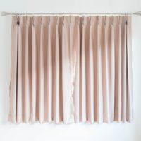lavar cortinas na máquina de lavar