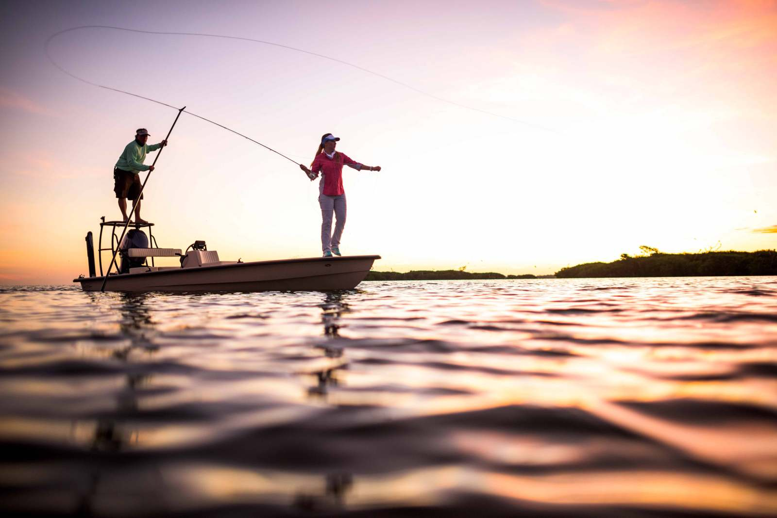 Fly fishing off the coast of southern california for Fly fishing southern california