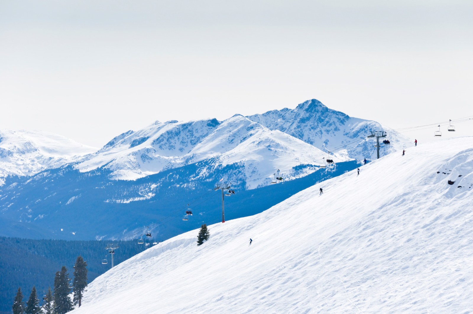 Skiing with a digital twist columbia blog for Ski cabins in colorado