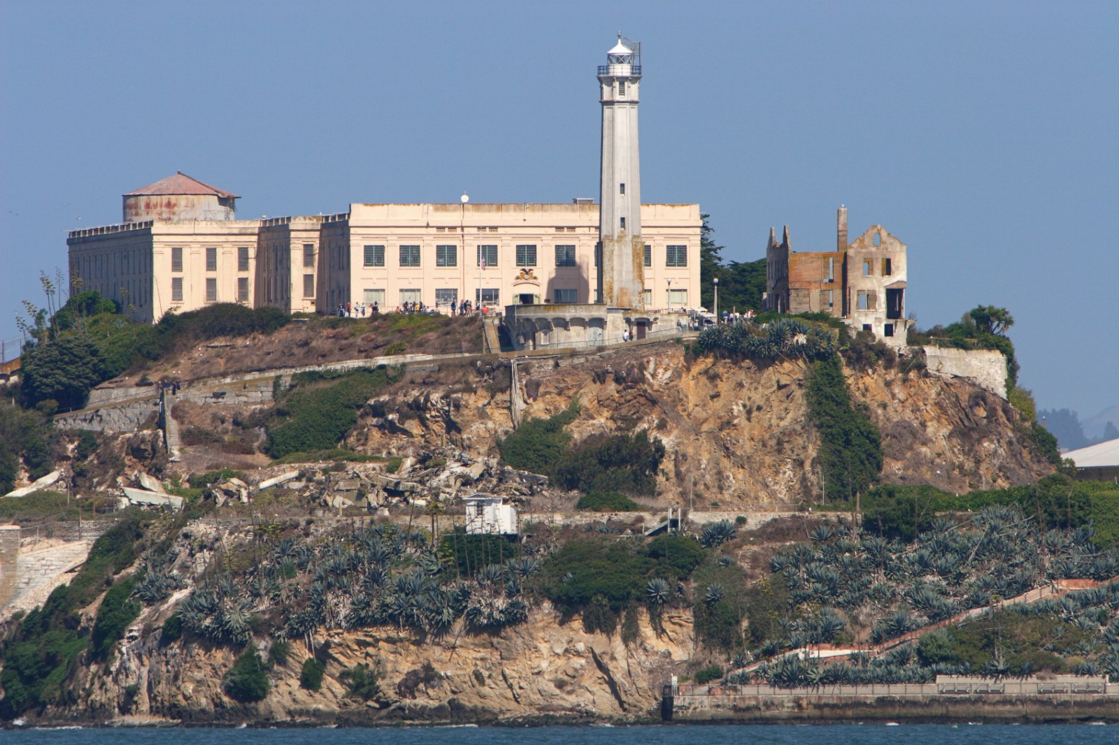 alcatraz unsung national parks