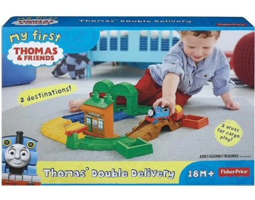http://www.comacotoys.com/Thomas-Double-Delivery-Train-Set