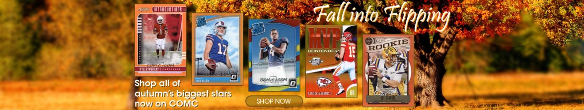 NFL, Football Cards, Football, Trading Cards, Sports Cards, The Hobby