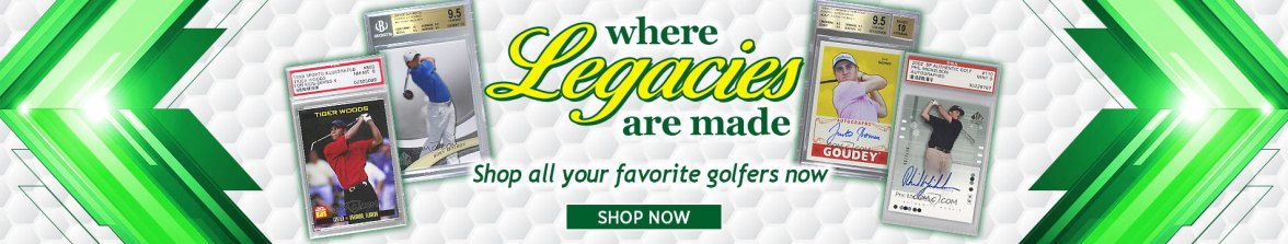 The Master's, Golf Cards, Golf, Trading Cards, Sports Cards, The Hobby