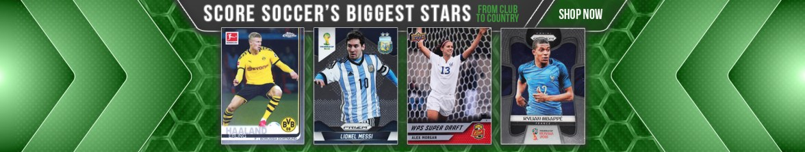 From Club to Country Shop Soccer Trading Cards on COMC