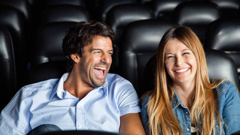 Taking Your Date To A Live Comedy Shows Will Get You Laid
