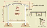 CPI Clearspan Canopy