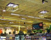 Skylight Retrofit in Whole Foods.