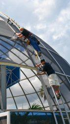 dome skylight repair 23547-498