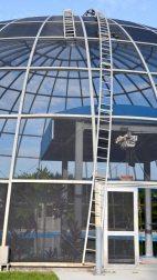 dome skylight repair 23547-84