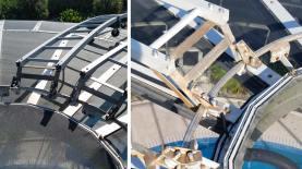 Florida Atlantic Univ dome repair 23507-085307