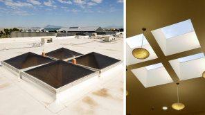 mall skylight inspection 23472-094511