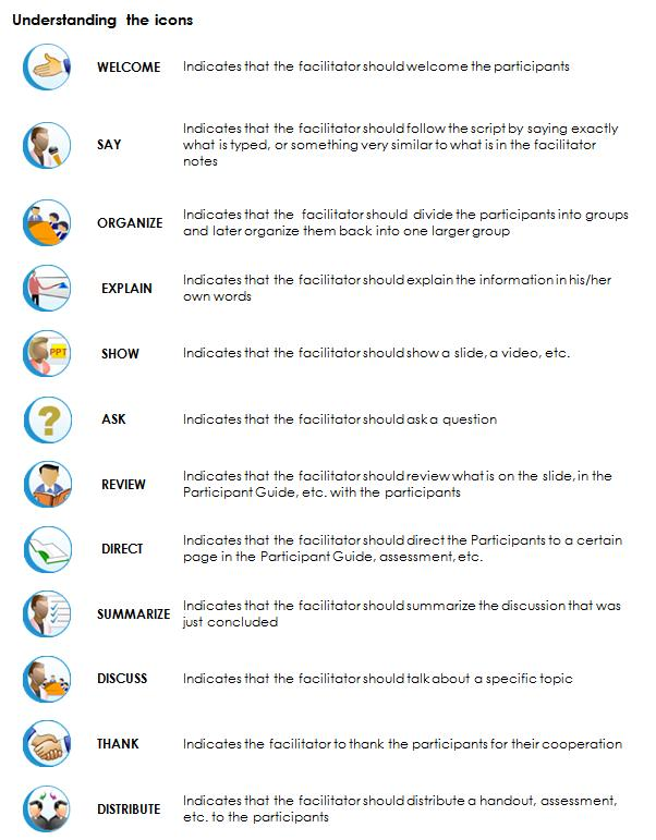 Tips To Create Facilitator Guide For An Ilt Program