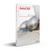 AutoCAD for MAC on kohal!