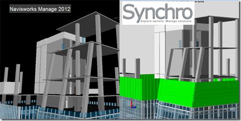 Navisworks vs Synchro