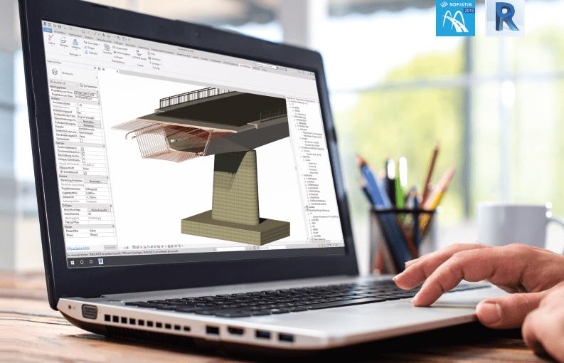 Sofistik Bridge Modeler uus versioon