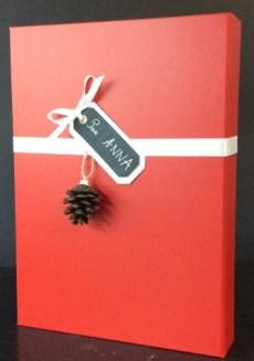 Coffret cadeau pour Noël
