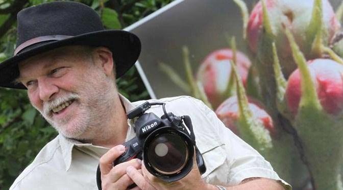 George Burggraaff: 'Het gaat uiteindelijk om het zien van het beeld'