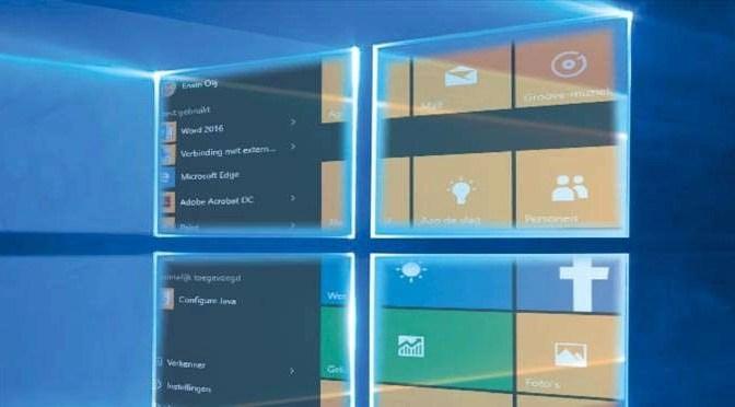 Ontdek Windows 10: de app Mail