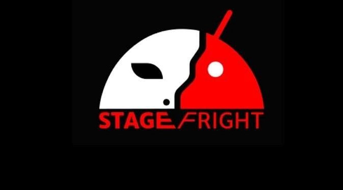 Angst voor Stagefright…