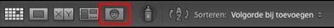 Je kunt Mensen aanzetten door op de knop voor Mensen n de werkbalk te klikken of door de letter 'o' te toetsen.