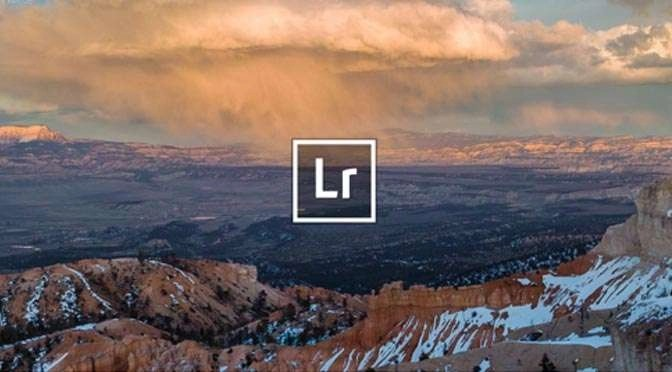 Lightroom Mobile versies 1.4 en 2.1