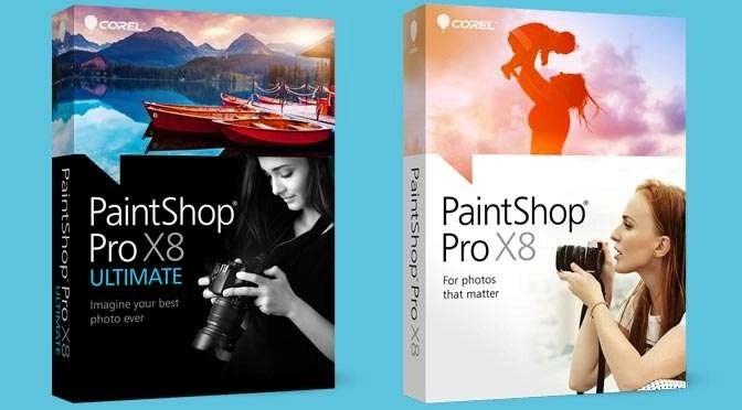 PaintShop Pro X8: Fantastisch foto's bewerken