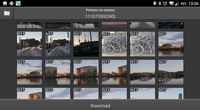 (On)handig aan het werk met wifi op je Nikon-camera