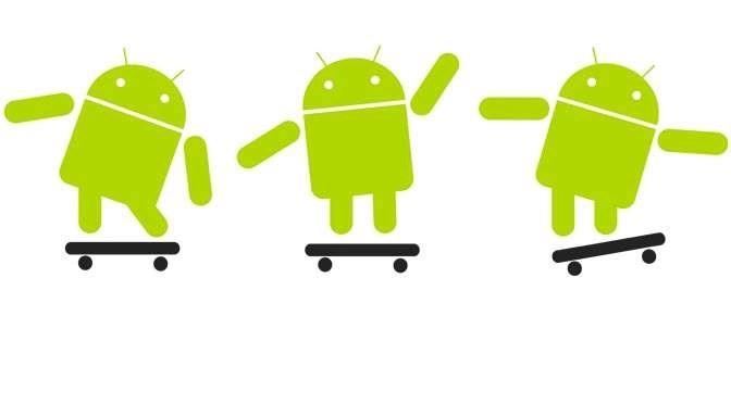 Pure naakte Android, maar wel een beetje snel!